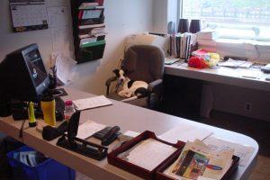 Rudy at Work 4-26-4